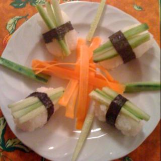 Sushi kid
